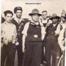 Militaria: LARGO CABALLERO MINISTRO GUERRA SOCIALISTA NORTE MADRID GUADARRAMA MILICIANOS GUERRA CIVIL 1936. Lote 160602538