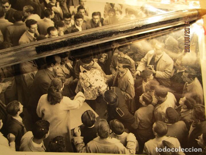 CARRERA CAMPO ATRAVES ALICANTE 1954 ALCOY ACADEMIA PREMIO ONESIMO REDONDO MANDOS FALANGE (Militar - Fotografía Militar - Otros)