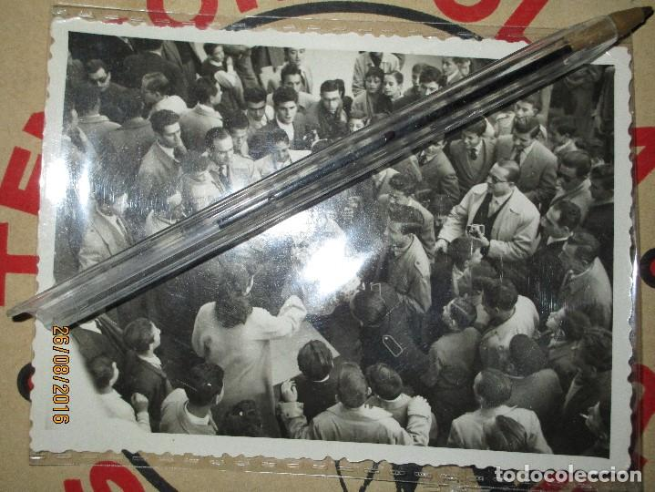 Militaria: CARRERA CAMPO ATRAVES ALICANTE 1954 ALCOY ACADEMIA PREMIO ONESIMO REDONDO MANDOS FALANGE - Foto 2 - 160604830