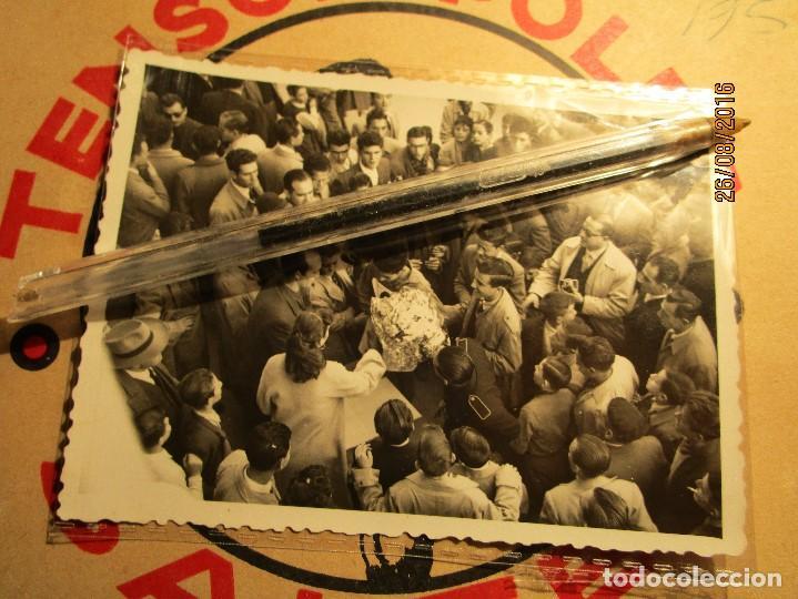 Militaria: CARRERA CAMPO ATRAVES ALICANTE 1954 ALCOY ACADEMIA PREMIO ONESIMO REDONDO MANDOS FALANGE - Foto 4 - 160604830