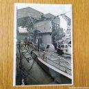Militaria: FOTOGRAFIA - SUBMARINO ALEMAN U-BOAT TIPO VII - U-BOOT EN BASE SEGUNDA GUERRA MUNDIAL WW2. Lote 160685878