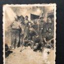 Militaria: FOTO 9X6 CM.GUERRA CIVIL.SOLDADOS CON BAZOCAS. Lote 160691658