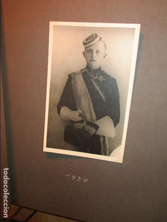 Militaria: ANTIGUO ALBUM post guerra ALEMANIA 130 FOTOS MILITARES FIESTAS PROCESIONES BELEN - Foto 36 - 139828254