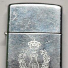 Militaria: ORIGINAL ZIPPO INGENIEROS. Lote 160829730
