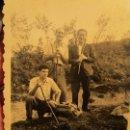 Militaria: ACADEMIA NACIONAL ONESIMO REDONDOIMPORTANTE MANDOS FALANGE EN ASTURIAS 1951. Lote 161185066