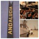 Militaria: RECUERDO DE LA FRAGATA ANDALUCÍA F72. 1988. Lote 161303510