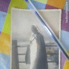 Militaria: FOTO ANTIGUA GUERRA BILBAO EUSKADI DAMA ENFERMERA CRUZ ROJA NACIONAL 21 JULIO 1937. Lote 161748334
