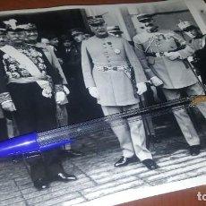Militaria: FOTOGRAFIA DEL MARISCAL PETAIN, 24 X 18 CM.. Lote 161842826