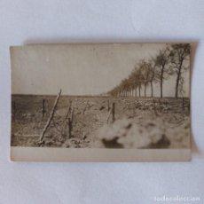 Militaria: PRIMERA GUERRA MUNDIAL, FOTOGRAFÍA ORIGINAL. 1914 - 1918. Lote 162290442