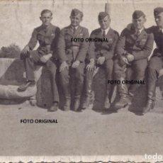 Militaria: OFICIALES LEGION CONDOR O INSTRUCTORES?? PARA EJERCITO NACIONAL GUERRA CIVIL. Lote 162479374