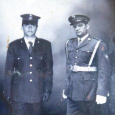 Militaria: FOTOGRAFÍA GUARDIA CIVIL. CONDUCTOR. Lote 162498790