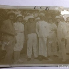 Militaria: FOTOGRAFIA GUINEA ESPAÑOLA 1929 EXCOLONIA EXPAÑOLA. Lote 163353302