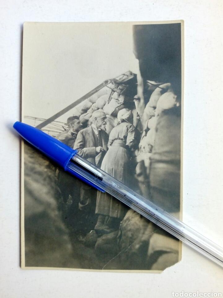 Militaria: I GUERRA MUNDIAL - Fotografía tomada en las trincheras austriacas, JUNIO 1915 - LEER DESCRIPCION - Foto 2 - 163550850