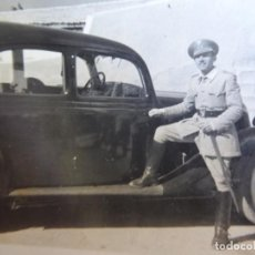 Militaria: FOTOGRAFÍA TENIENTE REGULARES. 1944. Lote 163615398