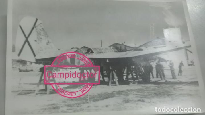 AVIACIÓN. GUERRA CIVIL. (Militar - Fotografía Militar - Guerra Civil Española)