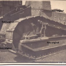Militaria: CARRO DE COMBATE LIGERO FT-17 FRANCIA REPUBLICANO GUERRA CIVIL. Lote 165016918