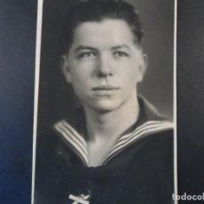 Militaria: JOVEN MARINERO DE LA KRIEGSMARINE. III REICH. AÑOS 1939-45. Lote 165615814