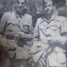 Militaria: FOTOGRAFÍA TENIENTE PROVISIONAL DEL EJÉRCITO NACIONAL. GUERRA CIVIL. Lote 165761354
