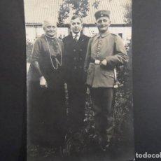Militaria: SOLDADO IMPERIAL CON SU FAMILIA. II REICH. AÑOS 1914-18. Lote 165764446
