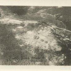 Militaria: FOTOGRAFÍA ORIGINAL AÉREA PRIMERA GUERRA MUNDIAL. 501. GUERRE MINES EN ARGONNE. Lote 165848858