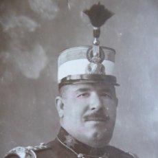 Militaria: FOTOGRAFÍA CARABINERO. ALFONSO XIII. Lote 166645646
