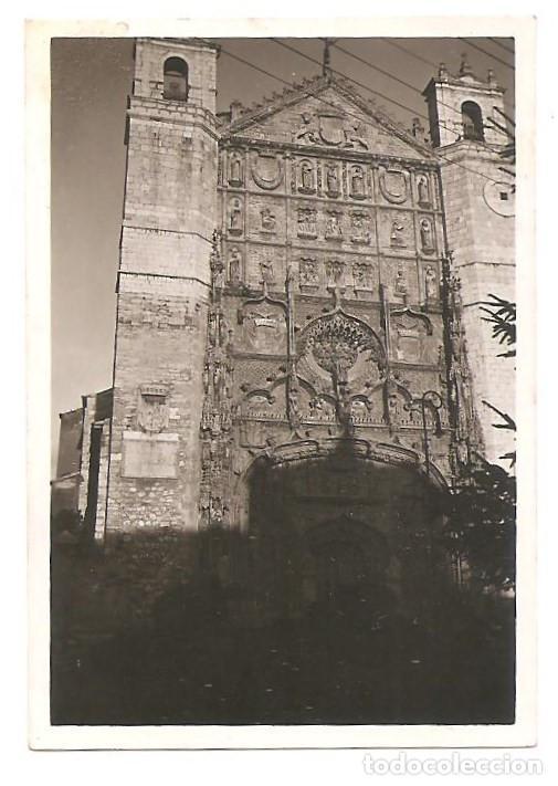 Militaria: LOTE TRES FOTOGRAFÍAS DE SALAMANCA, PLAZA MAYOR Y CATEDRAL CON DESFILE AÑO 1937 ORIGINAL ÉPOCA - Foto 6 - 167539628