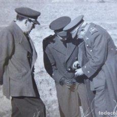 Militaria: FOTOGRAFÍA TENIENTE CORONEL DEL EJÉRCITO ESPAÑOL.. Lote 167630292