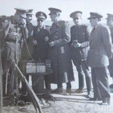 Militaria: FOTOGRAFÍA CORONEL DEL EJÉRCITO ESPAÑOL.. Lote 167630724