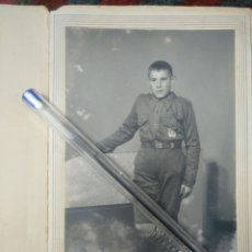 Militaria: FOTO PELAYO CARLISMO CARLISTA BILBAO REQUETÉ VIZCAYA FOTO ZALDUA. Lote 168292352