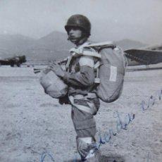 Militaria: FOTOGRAFÍA PARACAIDISTA BRIGADA PARACAIDISTA BRIPAC.. Lote 168300304