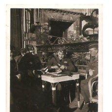 Militaria: MILITARES NAZIS EN BURGOS (EL CAPITÁN HERZEG Y OTROS OFICILAES) AÑO 1938 - ORIGINAL ÉPOCA. Lote 168472560