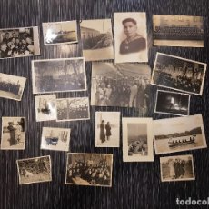 Militaria: LOTE FOTOS ORIGINALES ALTO COMPONENTES DE LA KRIEGSMARINE. Lote 169265096