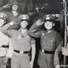 Militaria: FOTO ORIGINAL SOLDADOS ALEMANES II GUERRA MUNDIAL. Lote 169268020