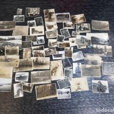 Militaria: GRAN LOTE FOTOS ORIGINALES SOLDADOS ALEMANES II GUERRA MUNDIAL. Lote 169292204