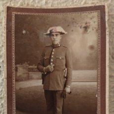 Militaria: FOTOGRAFÍA GUARDIA CIVIL, AÑOS 20-30,ORIGINAL, CALIDAD. Lote 169322406