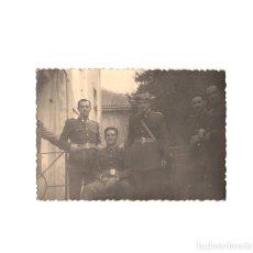 Militaria: FOTOGRAFÍA GUARDIAS CIVILES 10 X 7 CM. Lote 169573624