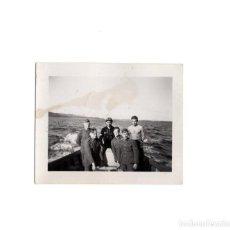 Militaria: FOTOGRAFÍA SOLDADOS ALEMANES PANZER, WHERMACH 1942 - 6,5 X 5,5. Lote 169574284