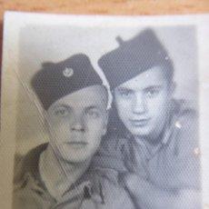 Militaria: FOTOGRAFÍA SOLDADOS TIRADORES DE IFNI. 1938. Lote 169752600
