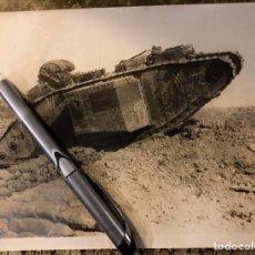 Militaria: I GUERRA MUNDIAL FRENTE DE FRANCIA FOTO ORIGINAL. Lote 169958656