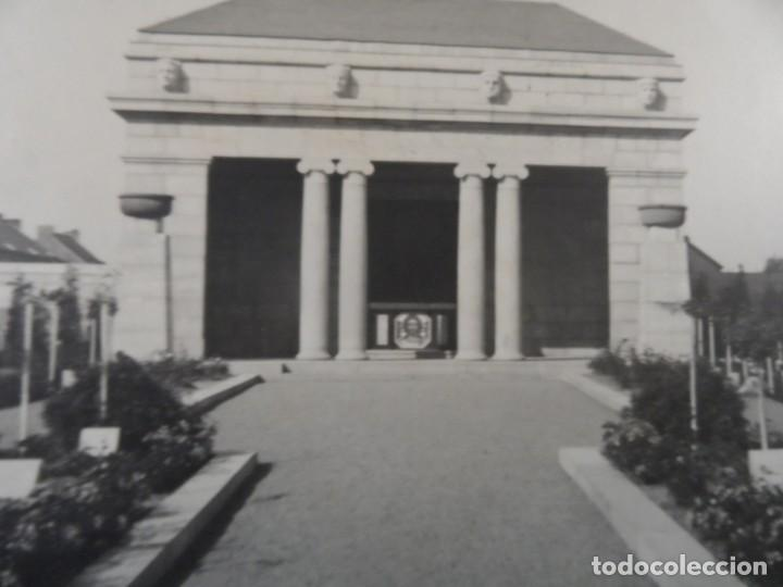 ALTAR Y CEMENTERIO MILITAR BELGRADO-NAMUR. BELGICA . I GUERRA MUNDIAL (Militar - Fotografía Militar - I Guerra Mundial)