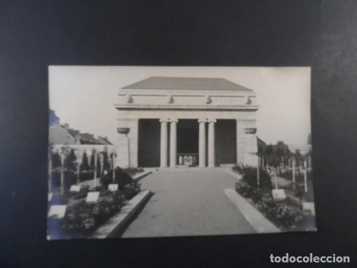 Militaria: ALTAR Y CEMENTERIO MILITAR BELGRADO-NAMUR. BELGICA . I GUERRA MUNDIAL - Foto 2 - 170098868