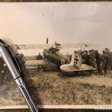Militaria: I GUERRA MUNDIAL FRENTE DE FRANCIA FOTO ORIGINAL. Lote 170165336