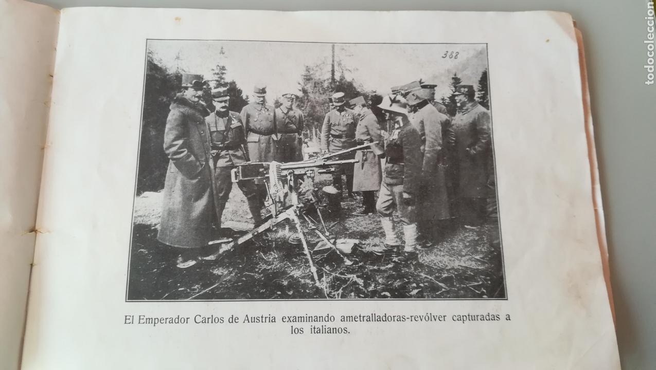 Militaria: Libreto de fotografías I Guerra Mundial - Foto 7 - 170351333