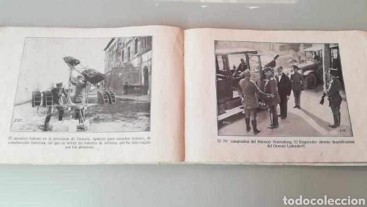 Militaria: Libreto de fotografías I Guerra Mundial - Foto 3 - 170351333
