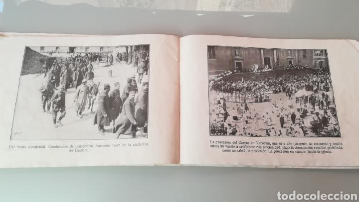 Militaria: Libreto de fotografías I Guerra Mundial - Foto 4 - 170351333