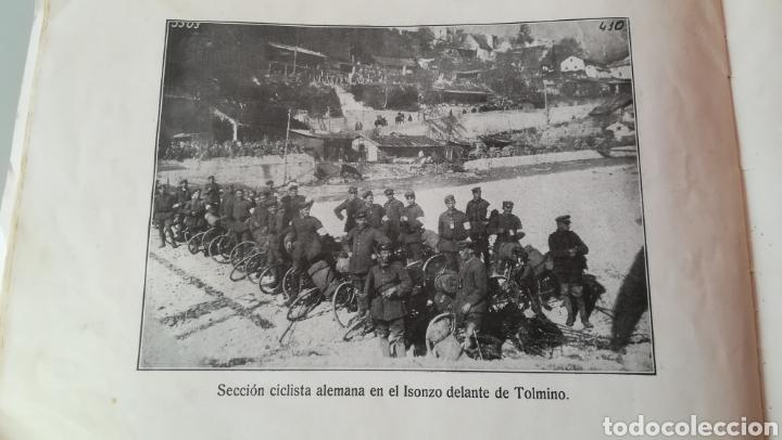 Militaria: Libreto de fotografías I Guerra Mundial - Foto 6 - 170351333