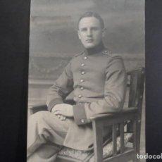 Militaria: SOLDADO IMPERIAL ALEMAN CON BAYONETA REGIMIENTO 103. II REICH.CHEMITZ-SAJONIA. AÑO 1918. Lote 171055247