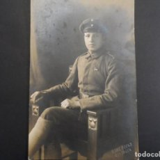 Militaria: SOLDADO IMPERIAL ALEMAN PASADOR CRUZ DE HIERRO. ESTUDIO HANS BOCKS SOLINGEN.II REICH. AÑOS 1914-18. Lote 171059042