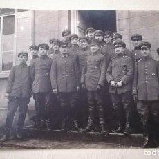 Militaria: FOTOGRAFIA MILITARES ALEMANES, 1ª GUERRA MUNDIAL. Lote 171129769