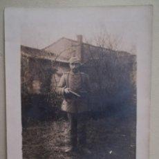 Militaria: FOTOGRAFIA MILITAR ALEMAN, 1ª GUERRA MUNDIAL.AÑO 1915. Lote 171131269